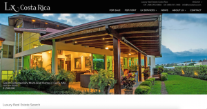 Luxury Real Estate in Costa Rica